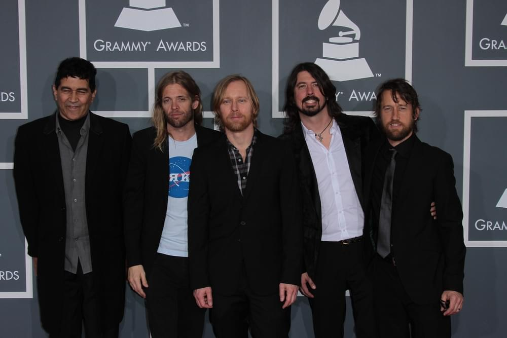 The Foo Fighters Cover Van Halen and John Lennon