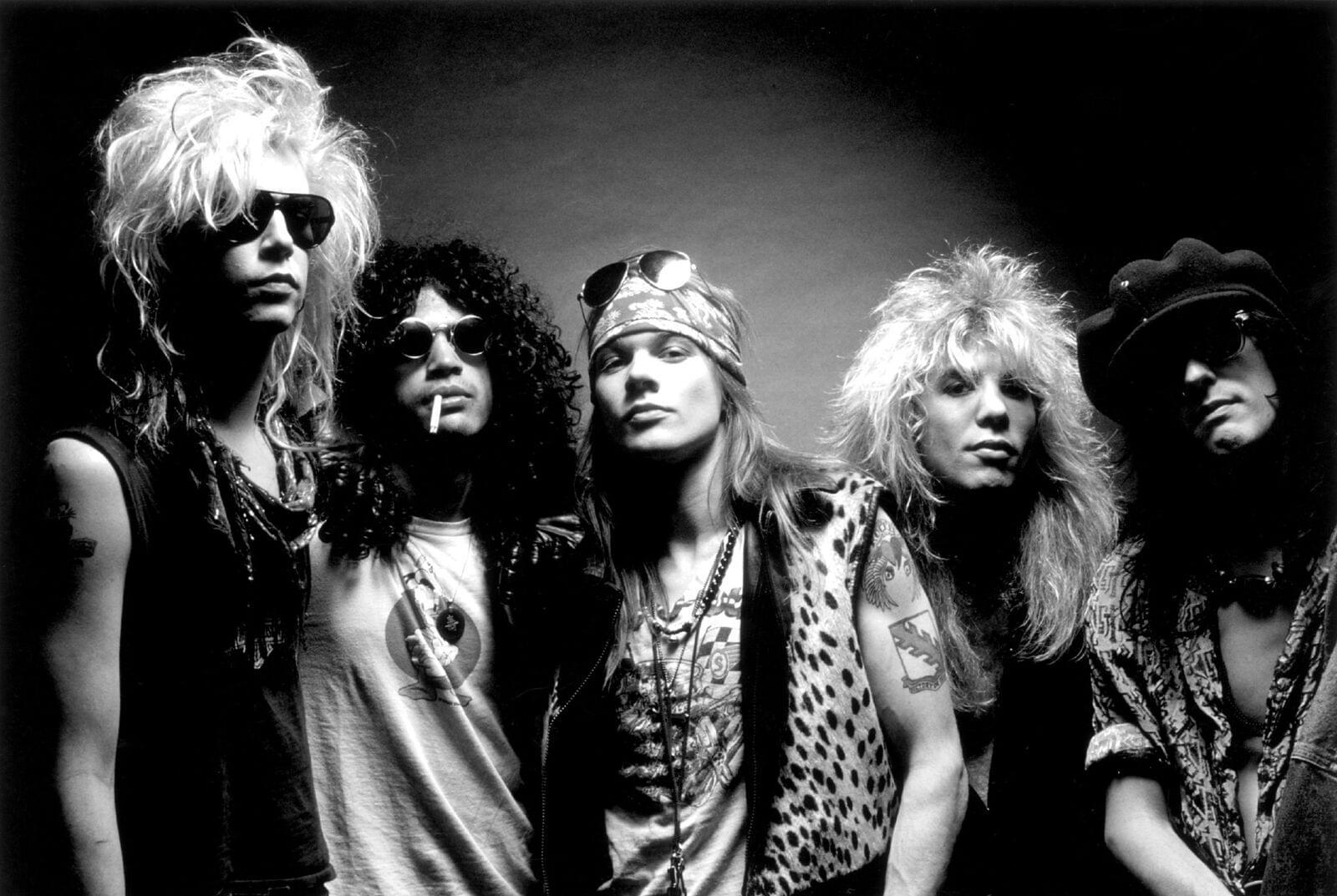 "Guns  N'  Roses Prepare Release of  ""Appetite  For  Destruction:  Locked  N'  Loaded  Edition""  Box  Set"