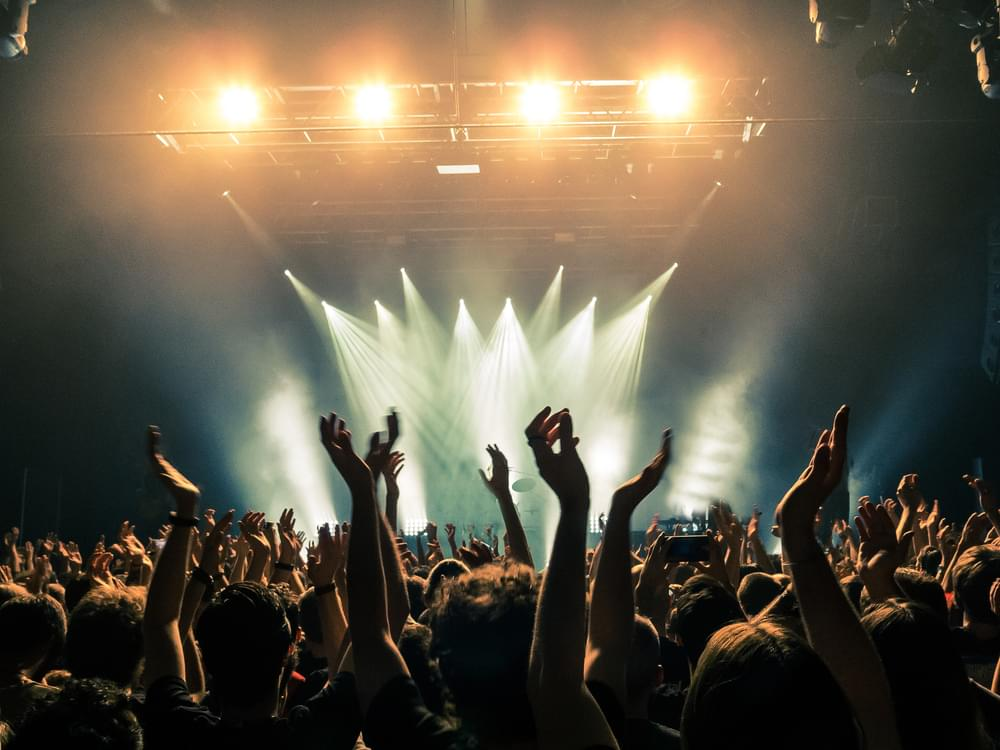 A New Study Says Seeing Concerts Raises Your Life Expectancy