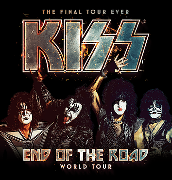 """KISS """"The End of the Road"""" World Tour: All Access Radio Special"""