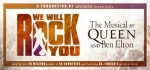 We Will Rock You the Musical by Queen @ The Wilson Center, Wilmington