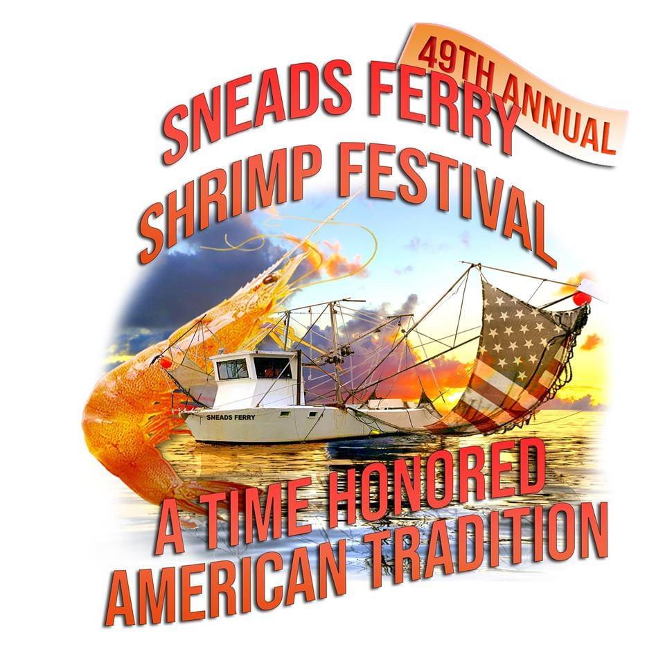 WSFL's Rhyan@ Sneads Ferry Shrimp Festival