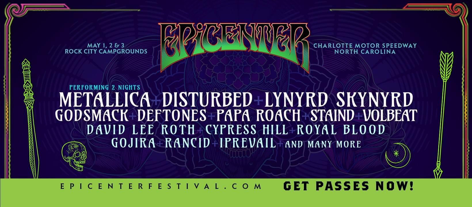 Epicenter Festival, Charlotte