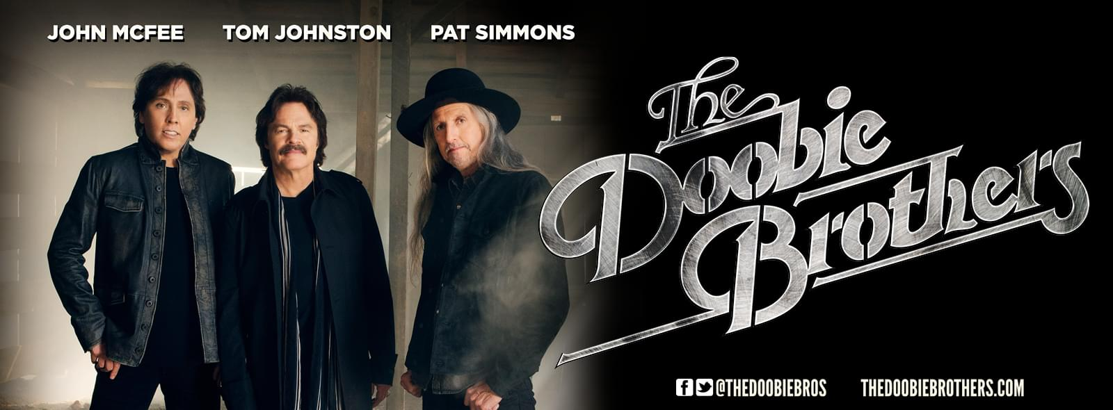 The Doobie Brothers @ DPAC