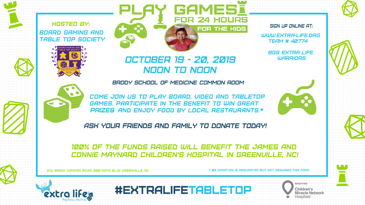Extra Life Gaming Tournament
