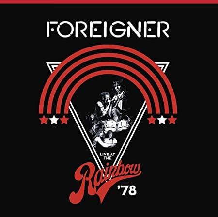 Win Foreigner on CD