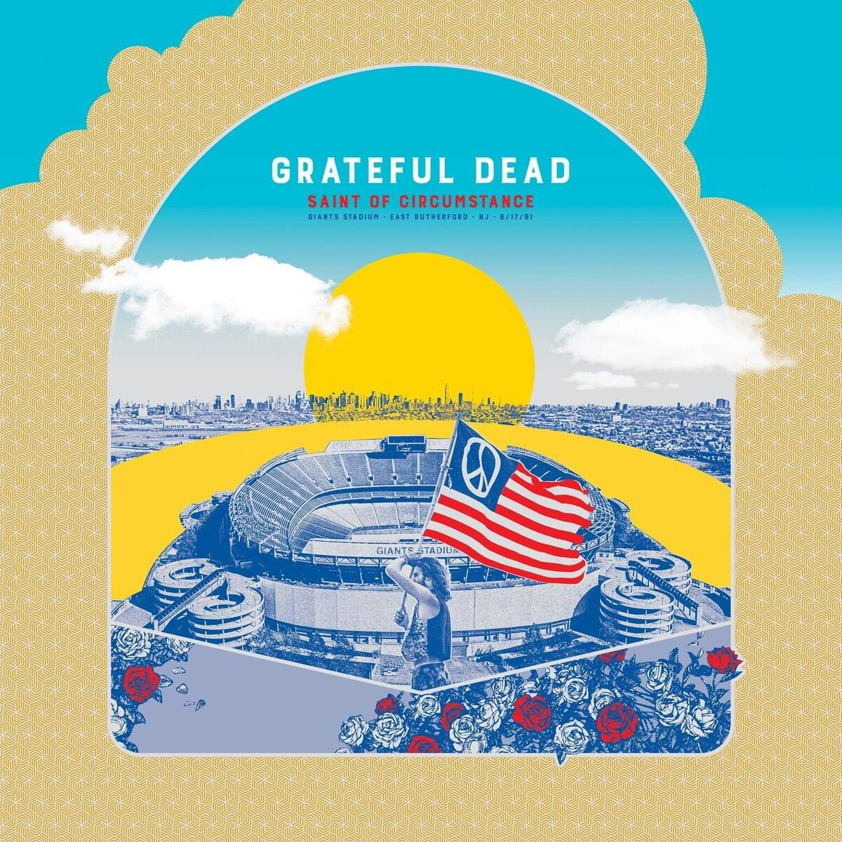 Win a 3CD Live Set from the Grateful Dead