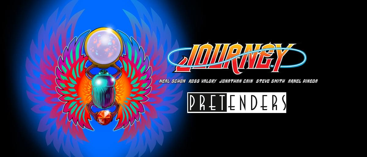 Journey w/ the Pretenders – CANCELED