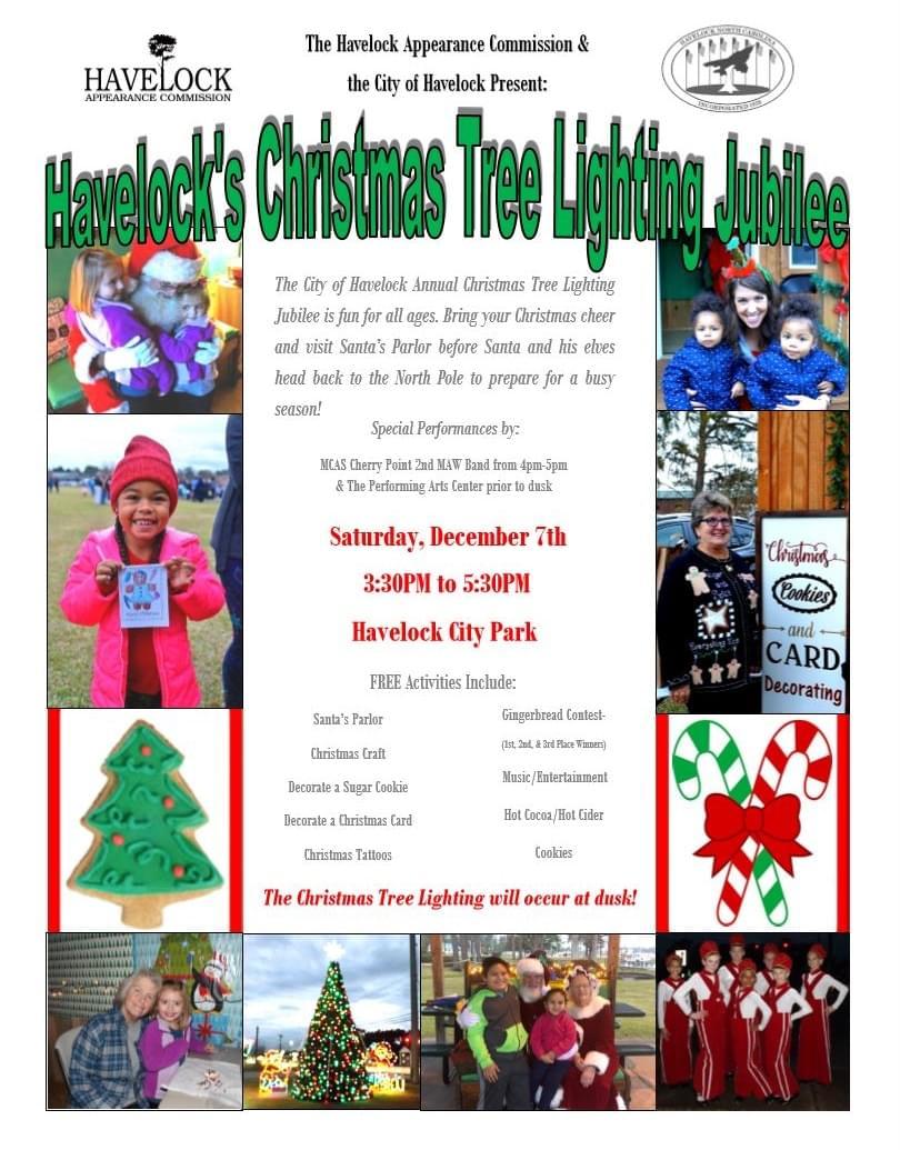 Havelock Christmas Tree Lighting Jubilee