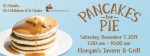 Pancakes for PIE to Benefit Partners In Education