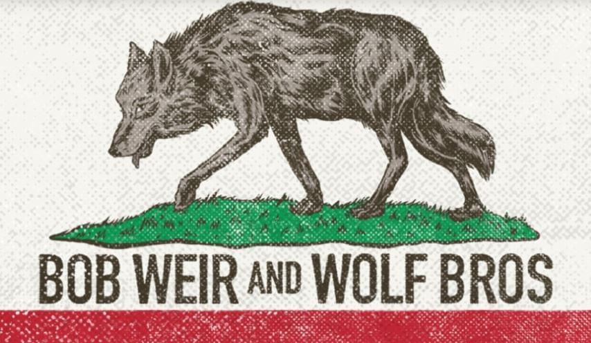 Bob Weir and Wolf Bros @ DPAC