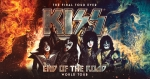 KISS End of the Road World Tour@ Greensboro Coliseum