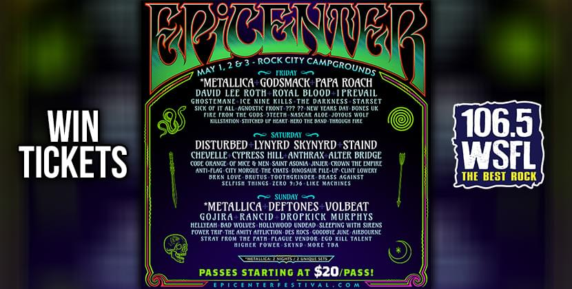 We've Got Your Tickets For Epicenter 2020!