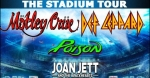 Mötley Crüe, Def Leppard, Poison, & Joan Jett and the Blackhearts @ Bank of America Stadium, Charlotte
