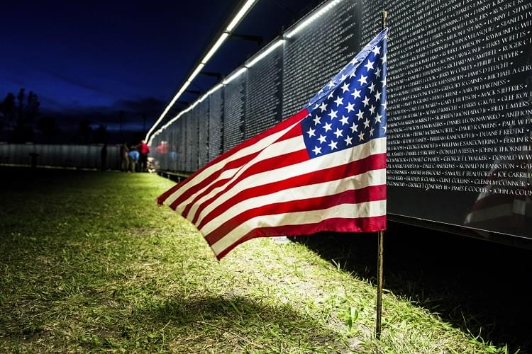 The Wall That Heals @ Lawson's Creek Park, New Bern