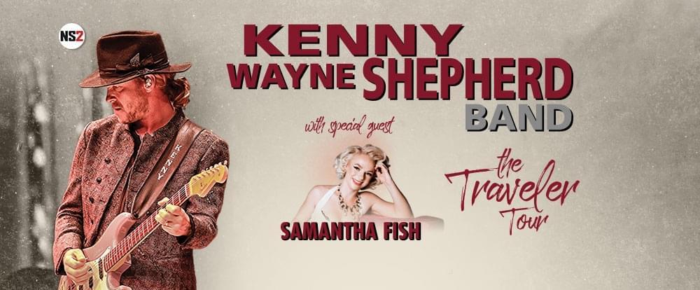 Kenny Wayne Shepherd @ The Carolina Theatre, Durham