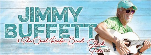 Jimmy Buffett and the Coral Reefer Band @ Coastal Credit Union Music Park, Raleigh