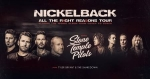 Nickelback w/ Stone Temple Pilots @ Coastal Credit Union Music Park, Raleigh