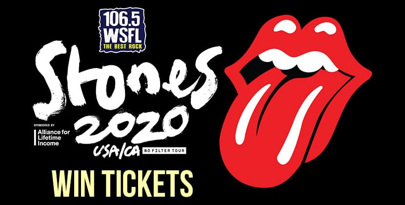 Score Tickets for the Rolling Stones in Charlotte!