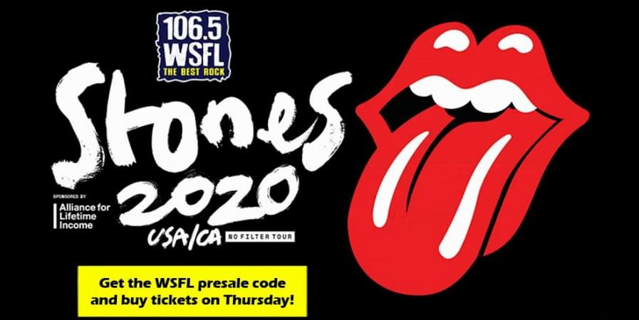 Buy Your Stones Tickets Before They Go On Sale