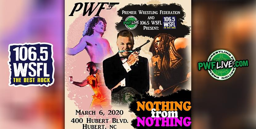 PWF Live: Nothing From Nothing