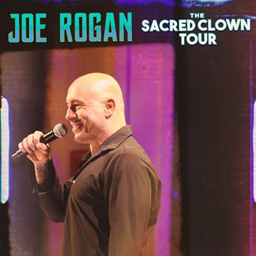 Comedian Joe Rogan@ PNC Arena, Raleigh