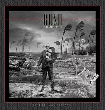 """Stream RUSH """"Permanent Waves – All Access"""""""