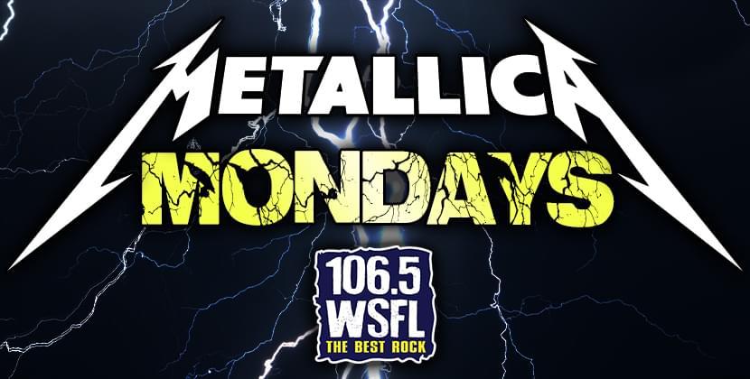 Metallica Mondays