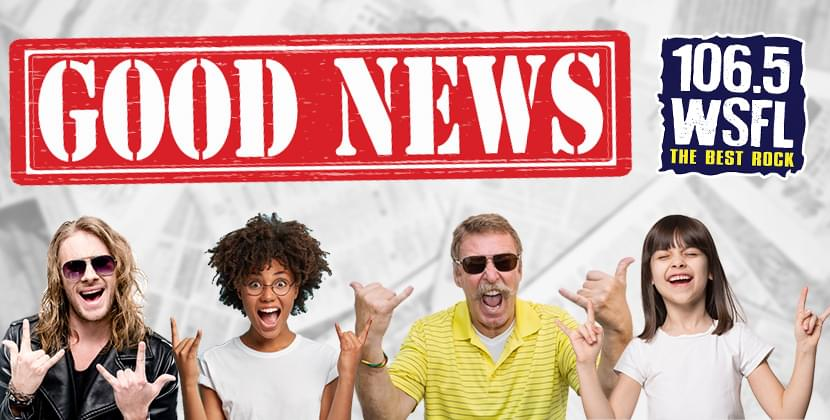 Today's Good News 1-12-21