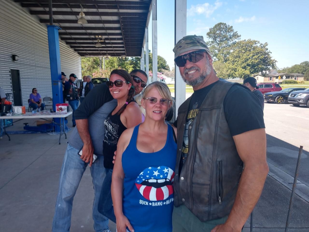 WSFL Hits The Ron Relay Memorial Ride