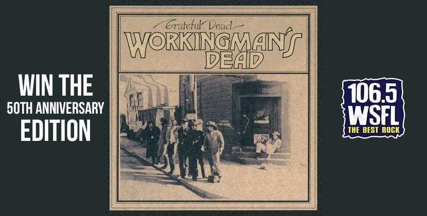 Workingmans Dead 50th ROT