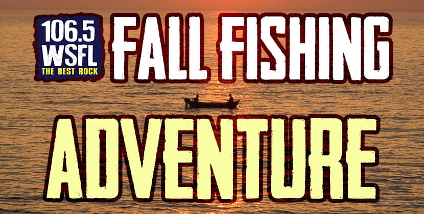 See Our Fall Fishing Adventure Boat & Enter to Win It!