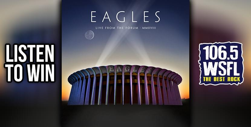"Score the Eagles ""Live From The Forum MMXVIII"""