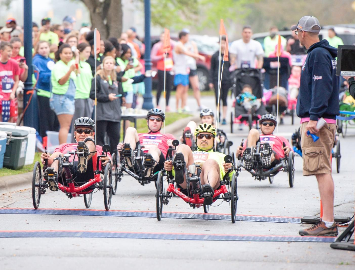 15th Annual Jacksonville Run For The Warriors Goes Virtual
