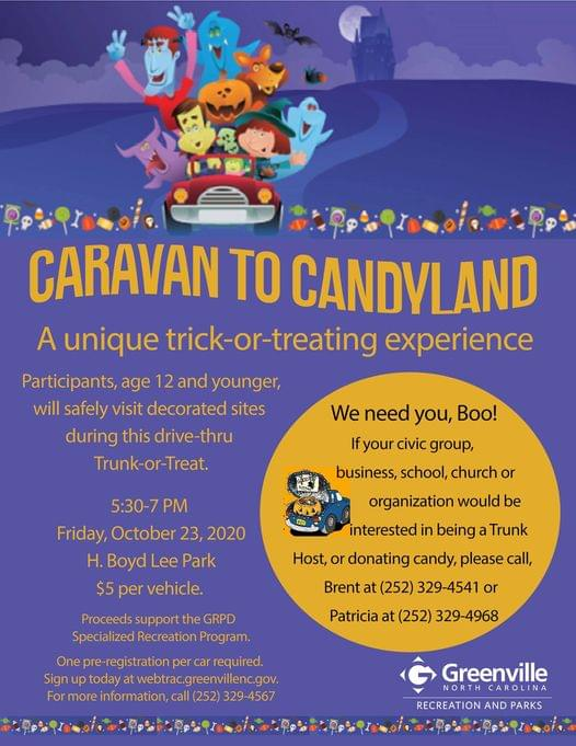 WSFL@ Caravan to Candyland, Greenville