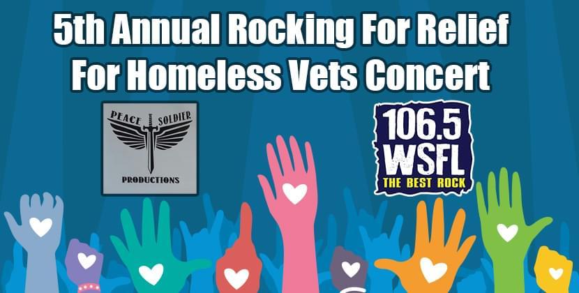 Rocking For Relief Benefit – Watch Online Through December 30