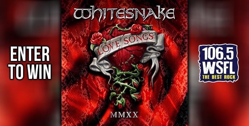 Whitesnake Love Songs ROT