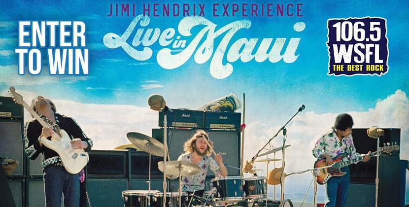 Hendrix Maui ROT