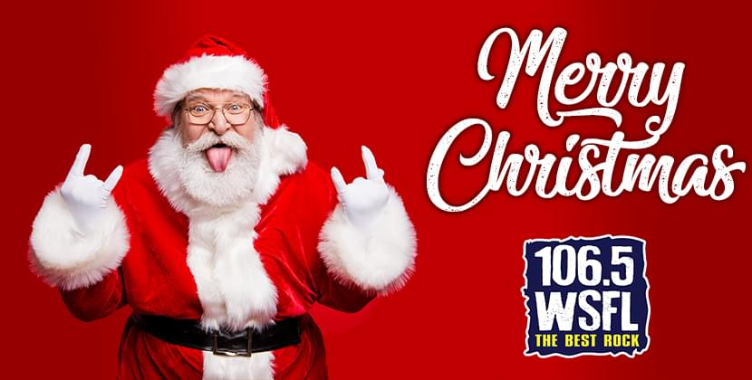 A Christmas Message from the WSFL Crew