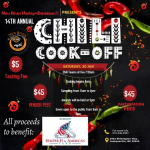 14th Annual Chili Cook-Off @ New River Harley-Davidson, Jacksonville