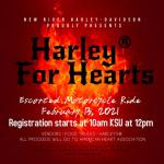 Harleys For Hearts Benefit Ride @ New River Harley-Davidson, Jacksonville