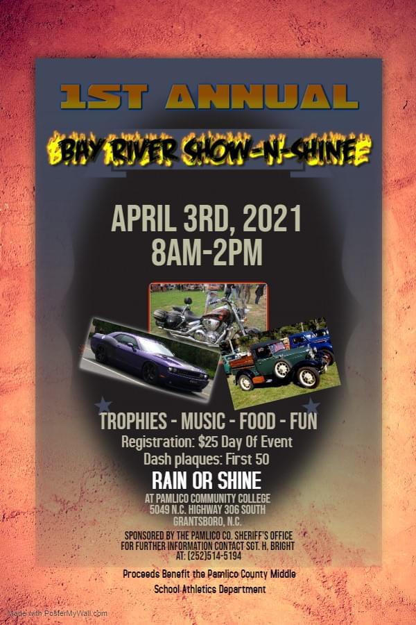1st Annual Bay River Show-N-Shine