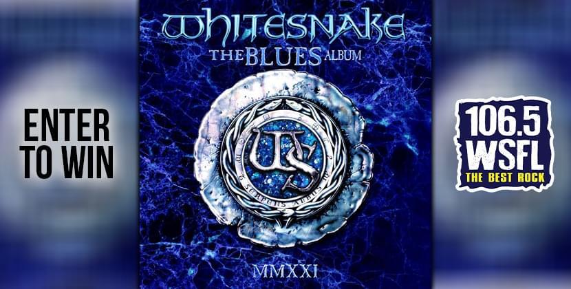 """Enter To Win Whitesnake """"The Blues Album"""""""