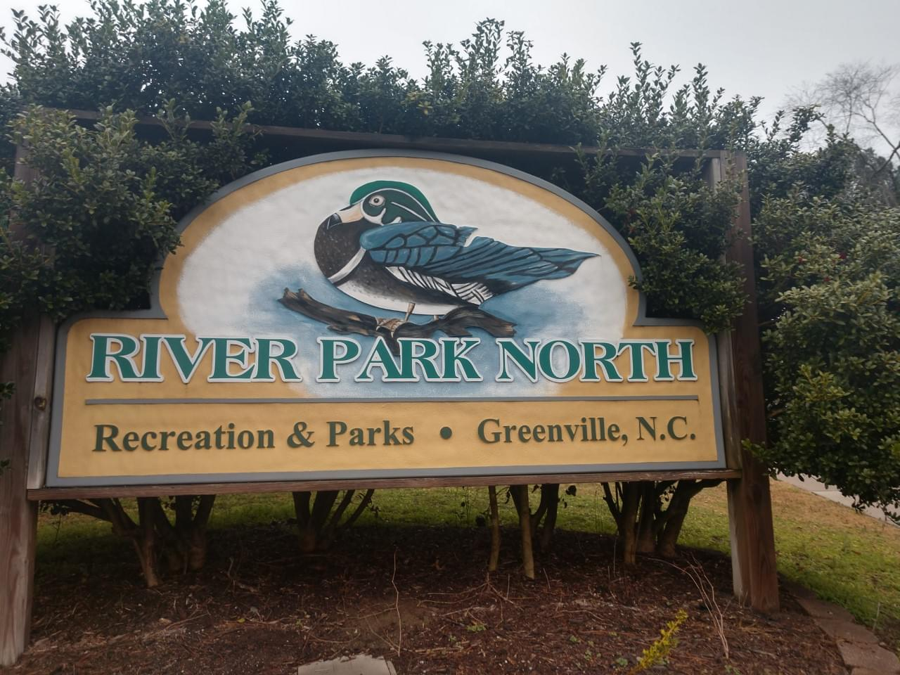 WSFL Checks Out The Walter L. Stasavich Science and Nature Center at Greenville's River Park North