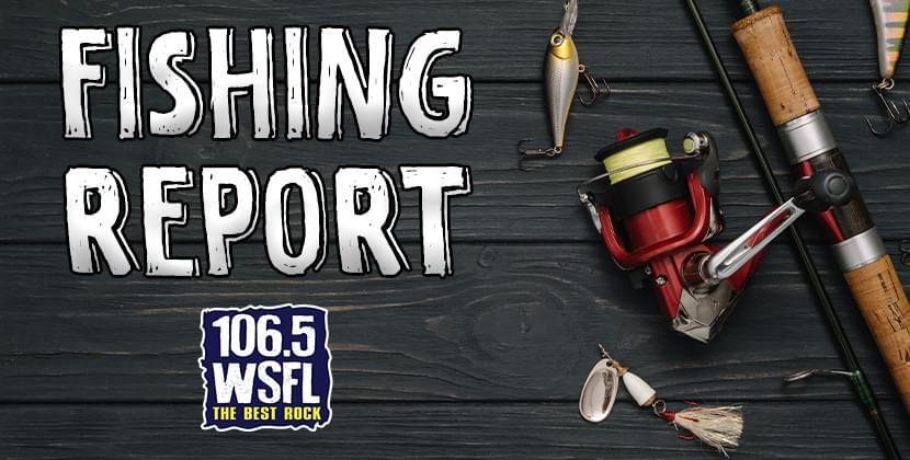 Fishing Report 10-15-21