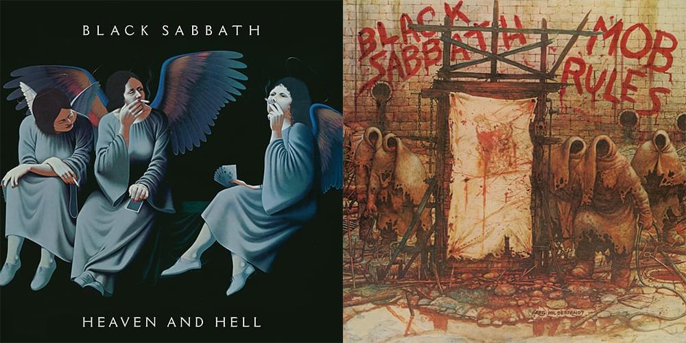 Dio Era Black Sabbath Deluxe Editions Available Now