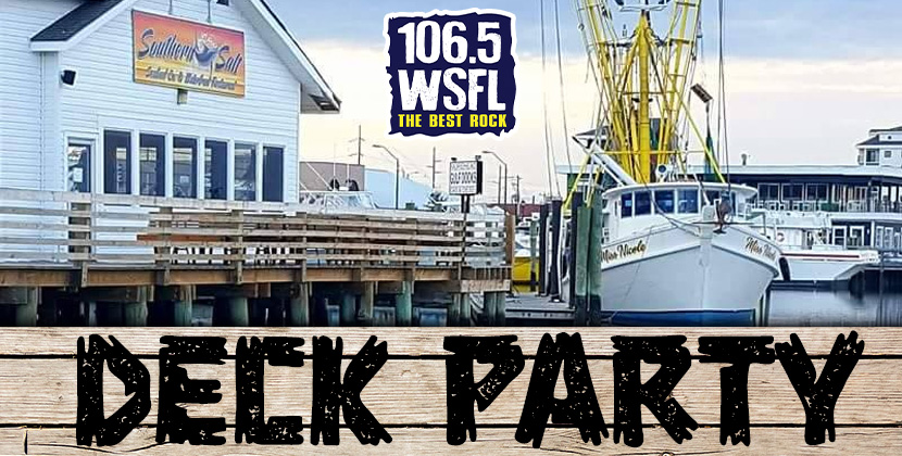 Thursday Southern Salt Deck Party!