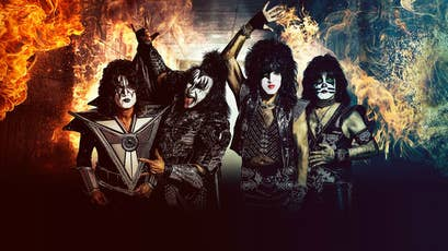 KISS 'End of the Road' World Tour w/ David Lee Roth @ Coastal Credit Union Music Park, Raleigh