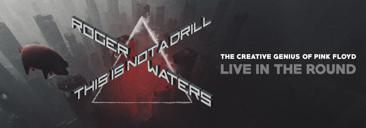 Roger Waters 'This Is Not A Drill' Tour @ PNC Arena, Raleigh