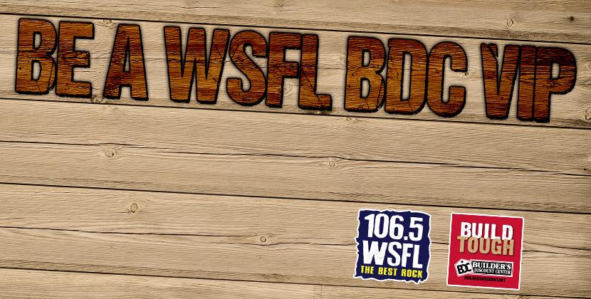 Be A WSFL BDC VIP
